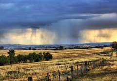 The Storm by aussiegall on Flickr!