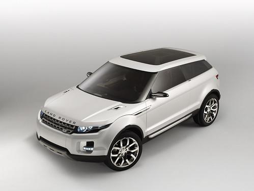 Фотки Land Rover LRX Concept