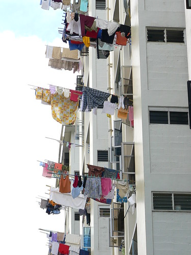 January Challenge: Washing Day