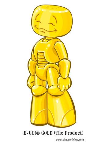 E-GO!® GOLD ver. 2.0