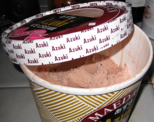 Azuki Ice Cream