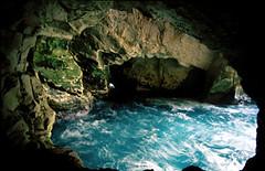 Rosh Hanikra (goisraelgermany) Tags: water israel wasser natur cave hanikra hhle roshhanikra kreidefelsen mittelmeer mediteraniansea