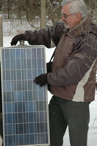 amorphous silicon solar panels. Amorphous silicon solar panel