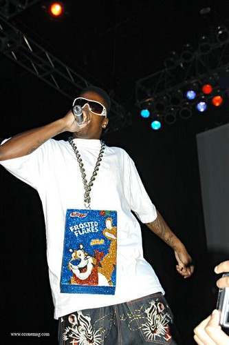 soulja boy and the cereal box chain