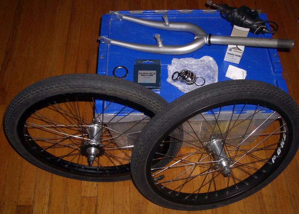 wheels-fork