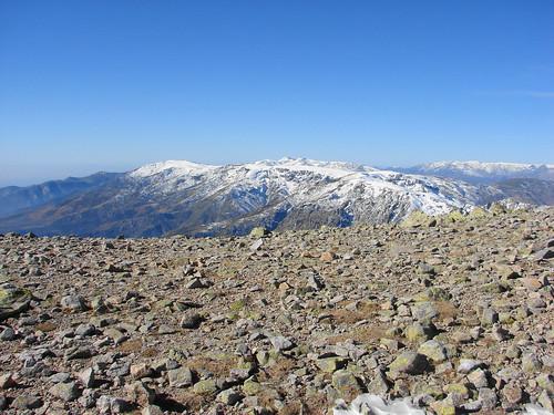 Gredos occidental y Sierra de Candelaio