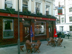 Picture of Rugby Tavern, WC1N 3ES