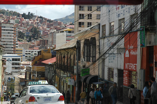 La Paz, Bolivia, by Laurel