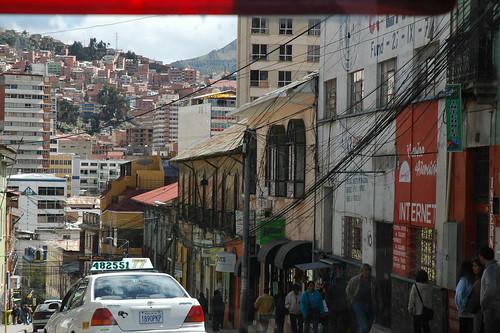 La Paz, Bolivia, by Laurel
