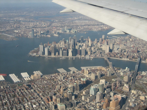 NYC from Above - After