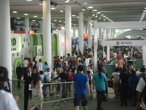 Campus Party Brasil Sao Paulo