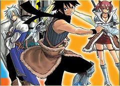Manga Monster Hunter