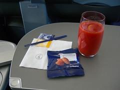 Lufthansa LH715 NRT-MUC