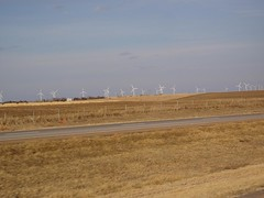 Wind Farm In Kansas 01