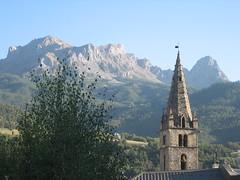 Church, Barcelonnette
