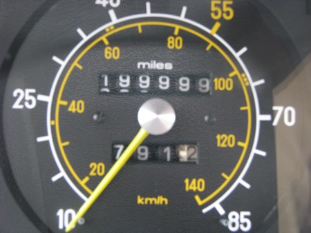 Almost 200,000 Miles