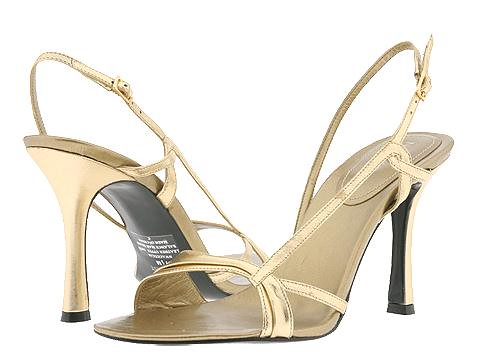 shoes - Nine West Accolia Gold by kitycontrol.