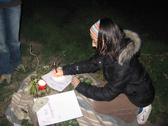ampamento Celadilla Sotobrin 08 - Compromiso Ranger de Laura y Blanca