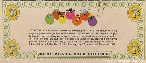 Funny Face Coupon