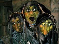 Trolls! (Dreamer of Stars) Tags: norway lillehammer flickrexport2demo vinterpark
