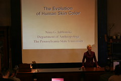 Nina Jablonski - The Evolution of Human Skin Color