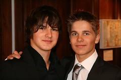 Daniel and Peter