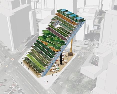 vertikal farm