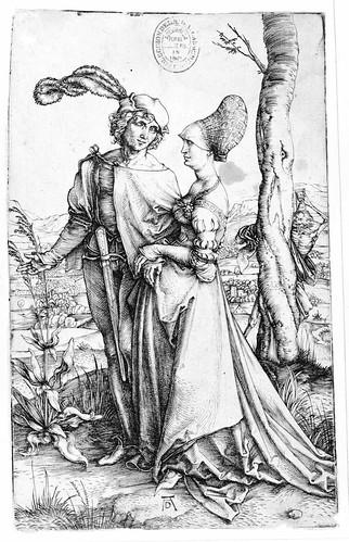El galán y la dama