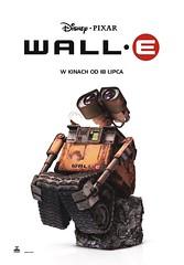Poster wall-e Pixar