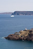 Fort Amherst and Iceberg