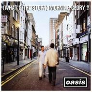 Oasis - (What's The Story) Morning Glory? [CD cover] (1995)