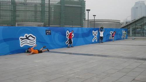 Monigotes olímpicos