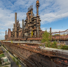 BETHLEHEM STEEL (riverrat18) Tags: bethlehempa bethlehemsteel steel steelmill blastfurnace decay decaying decayed rusty crusty abandoned industrial industry ue lightroom6 lr6 urbex urban urbanexploration explore factory exploration canon5dmark3 canon1635mmf40lens