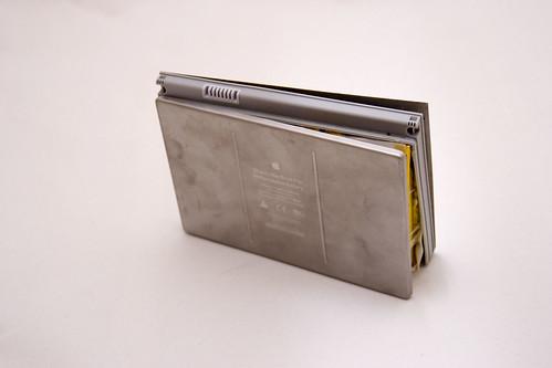MacBook Pro Expanding Battery