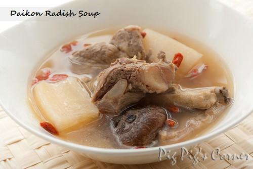 daikon radish soup