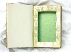 Handmade Hollow Book