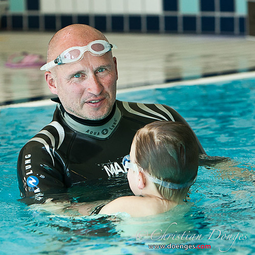 Swimming Instructor Stefan