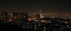 Tahran (Sinan Doan) Tags: iran tehran tahran nikon gece night miladtower miladkulesi tower kule iranian persian  iranphotos
