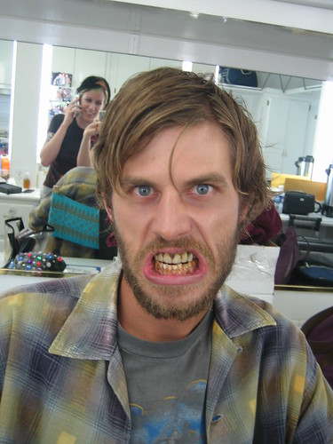makeup teeth. hairstyles makeup nicki minaj teeth teeth makeup. Junkie Makeup (and teeth)