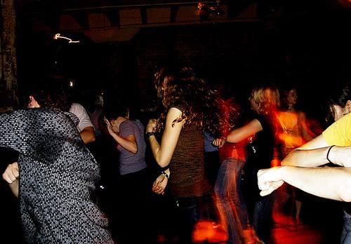 synchro dancing