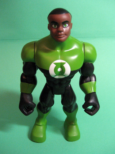 Superfriend Green Lantern