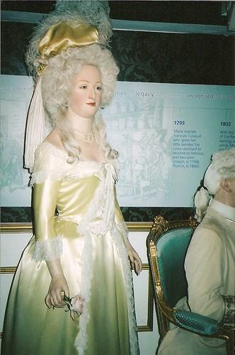 museo cera madame: