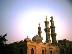 al azhar mosque (S.A.A.D Photography) Tags: sunset shrine islam pray egypt hijab mosque holy cairo dome egyptian calling shaikh islamic quran imam  alazhar hussain   darweesh isalmic husayn  ikhwan