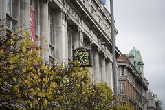 Clerys on O'Connell Street