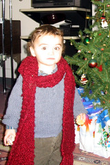 "2004-12-08 Ben in Beth's First Scarf • <a style=""font-size:0.8em;"" href=""http://www.flickr.com/photos/20166766@N06/1975579656/"" target=""_blank"">View on Flickr</a>"