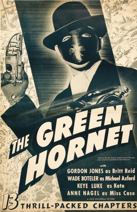 green hornet serial