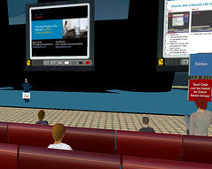 Communication in Second Life