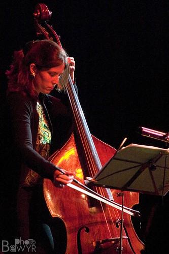 Sandra Luna & Orquesta Aus der Welt