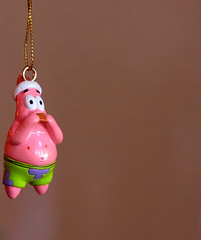 Christmas #9: Patrick from Spongebob Squarepants