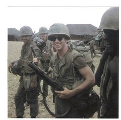 me VN 45 and m79 (longrider_1947) Tags: viet nam 19661967